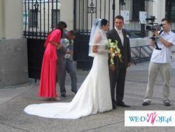 Sprzedam suknię ślubną LA SPOSA