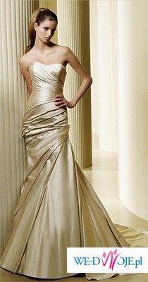sprzedam suknię ślubną la sposa fanal