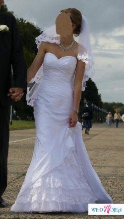 Sprzedam suknię ślubną La Sposa Madeira
