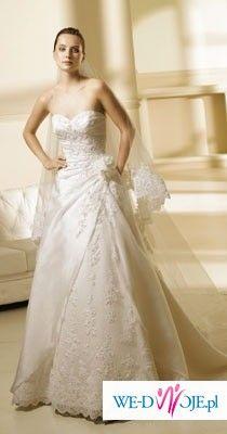 sprzedam suknie ślubną La Sposa model Malvasia