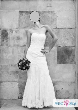 Sprzedam suknie ślubną - La Sposa - Mullet 2013