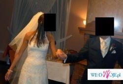 Sprzedam suknię ślubną La Sposa z salonu MADONNA