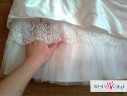 Sprzedam suknie Ślubna- Lębork Rozłazino