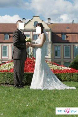 Sprzedam suknie ślubną Lorna