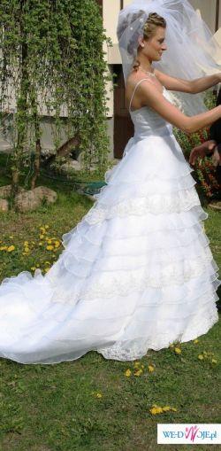Sprzedam suknię ślubną Lugo Novias