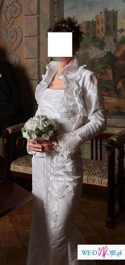Sprzedam suknię ślubną MADAME ZARĘBA