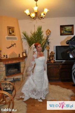 sprzedam suknię ślubną MADONNA