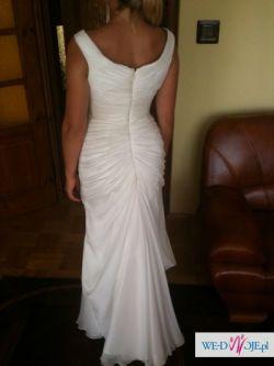 Sprzedam suknię ślubną Madonna Pronovias 2011