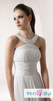 Sprzedam suknię ślubną Madonna White One 3015