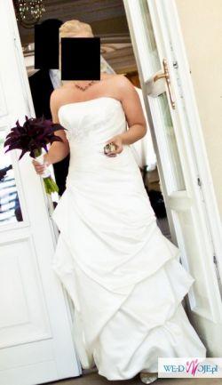 sprzedam suknię ślubną Maggie Sottero, rozm. 38