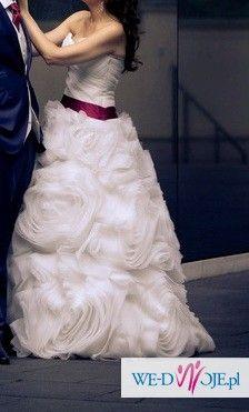 sprzedam suknię ślubną Maggio Ramatti