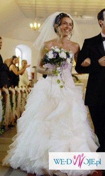 sprzedam suknię ślubną Maggio Ramatti model Cancan.