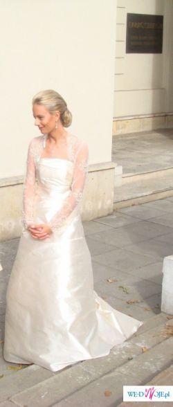 Sprzedam suknię ślubną Maggio Romatti model Casablanca