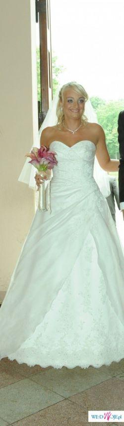 sprzedam suknię ślubną MALVASIA 2008