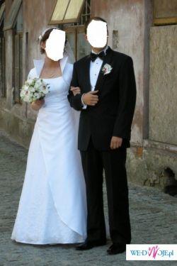 Sprzedam suknię ślubną Margarett Marittima kolor biała