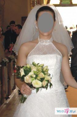 sprzedam suknię ślubną mariees de paris