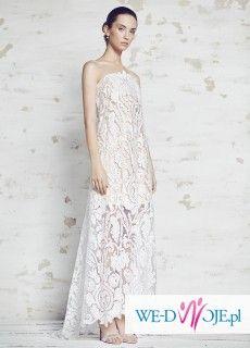 Sprzedam suknię ślubną marki Bizuu