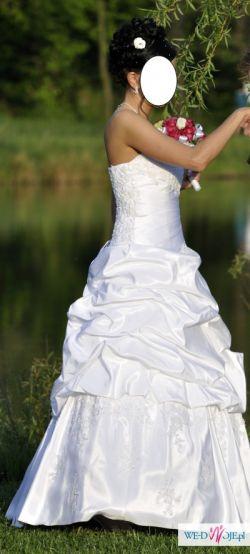 Sprzedam suknie ślubną marki DUBER kolekcja 2010 rozm.36
