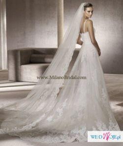 Sprzedam suknię ślubną marki Pronovias-PETUNIA z kolekcji wiosna 2012