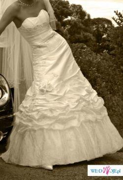Sprzedam suknię  slubną marki SARAH