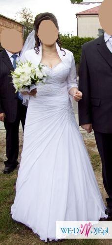 Sprzedam suknię ślubną - Mielec