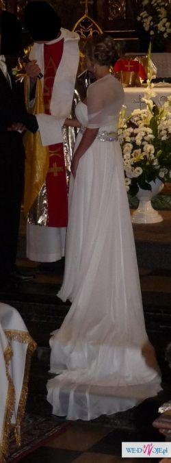 Sprzedam suknie ślubną model Anna 2 MADONNA