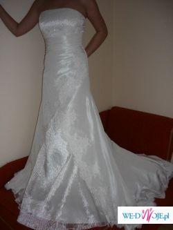 sprzedam suknie ślubną-model DANALEA