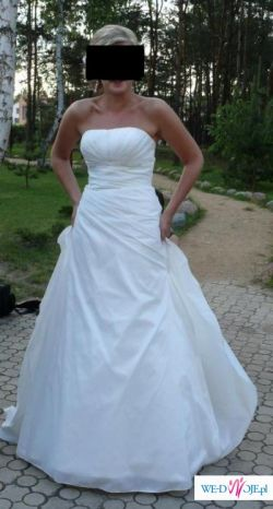 Sprzedam suknię Slubną model Modeca M95713