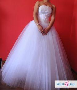 Sprzedam suknię ślubną model Princessa