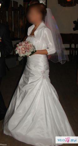 Sprzedam suknię ślubną - model Selin, z dodatkami