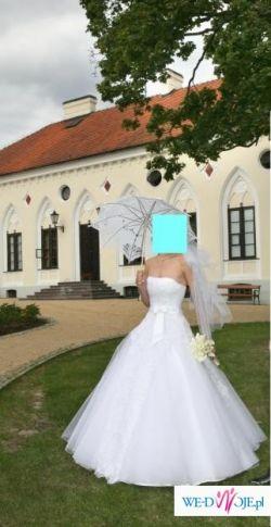 sprzedam suknię ślubną - model Shirvan