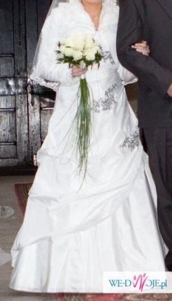 Sprzedam suknię ślubną-model Vanessa 1024