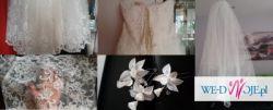 Sprzedam suknię ślubną model Yes salon Afrodyta