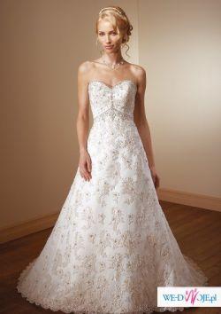 Sprzedam suknię ślubną Mori Lee 2101