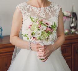 Sprzedam suknię ślubną Mori Lee 5315