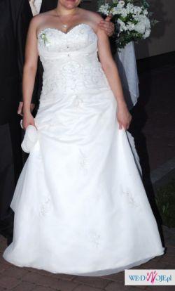 Sprzedam suknię ślubną Mori Lee model 2105 ivory