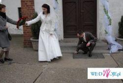 Sprzedam suknię ślubną, może być ciążowa
