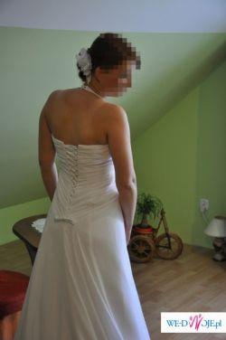 Sprzedam  Suknię Ślubną MS Moda