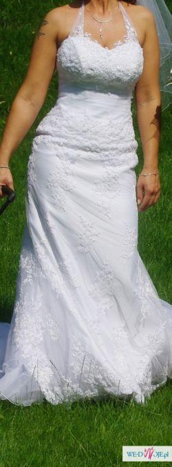 Sprzedam suknię ślubną MS Moda model MELODY