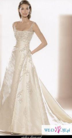 sprzedam suknie ślubna Mystigue