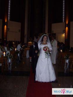 Sprzedam suknię ślubną niedrogo