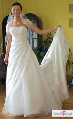Sprzedam suknię ślubną - okazja!