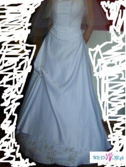 Sprzedam suknie slubna oraz dodatki....