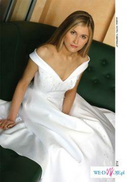 Sprzedam suknię ślubną Papa Michel rozmiar 38-40