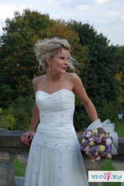 Sprzedam suknie ślubną Papilio 925