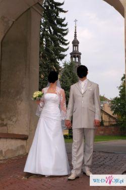 Sprzedam suknię ślubną,pilne!!!