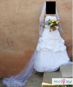 sprzedam suknię ślubną! pilne!