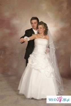 sprzedam suknie ślubną po atrakcyjnej cenie