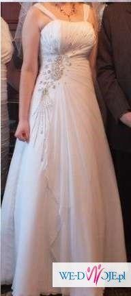 Sprzedam suknię ślubną po okazyjnej cenie