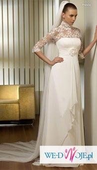 Sprzedam suknię ślubną Pravia